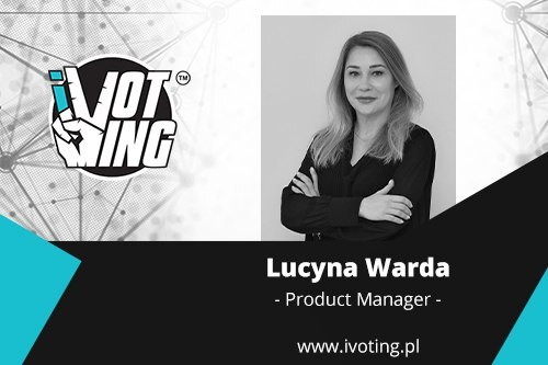 Lucyna Warda ivoting