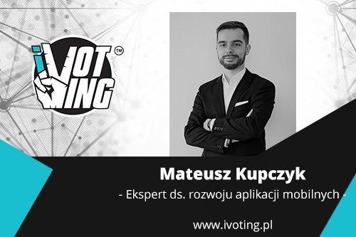 Mateusz Kupczyk iVoting