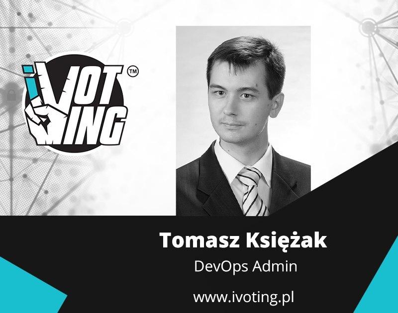 Tomasz Księżak ivoting