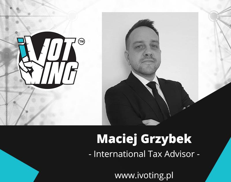 Maciej Grzybek ivoting