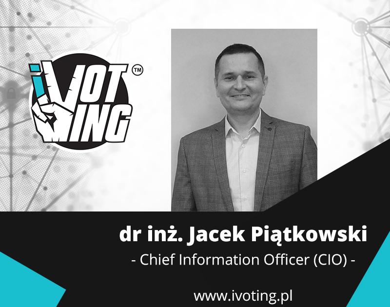 Jacek Piątkowski ivoting