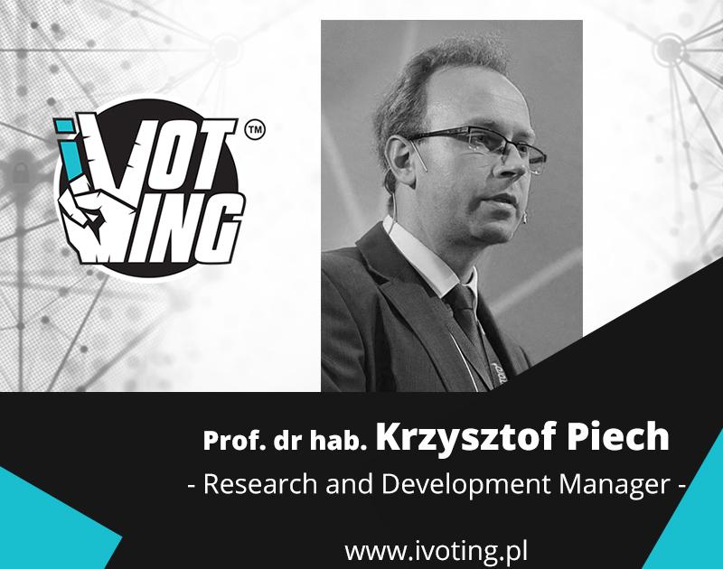 Krzysztof Piech ivoting