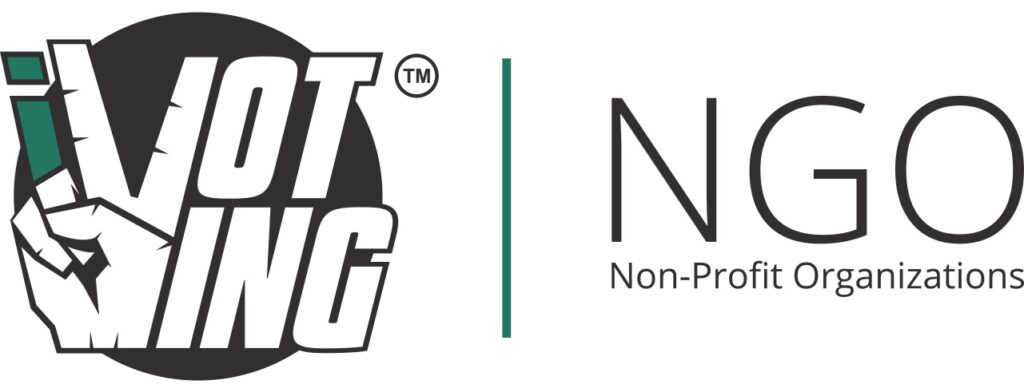 iVoting NGO logo